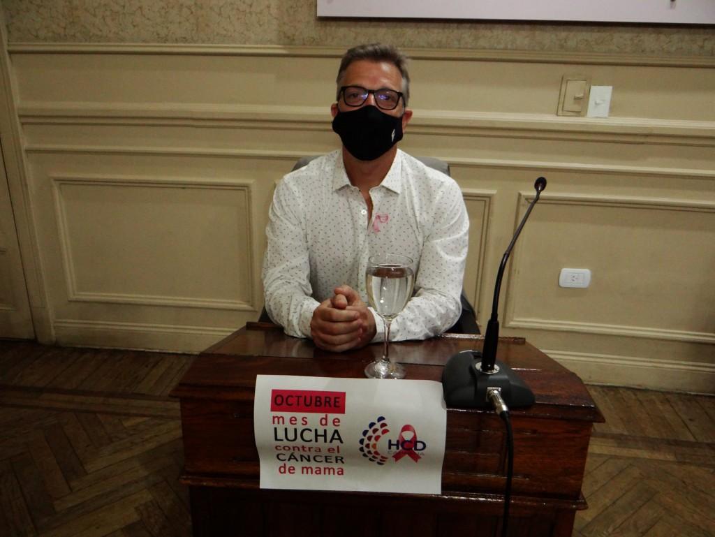 Cantlon : La transparencia sigue siendo una cuenta pendiente de esta gestión municipal