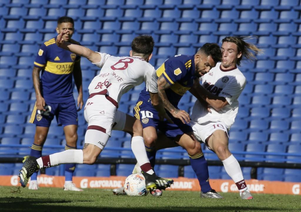 Con gol de Izquierdoz Boca sigue con el pie derecho en la Copa