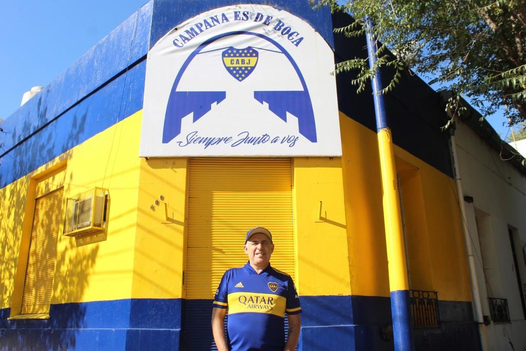 Peña de Boca:  El primer año de gestión es muy positivo
