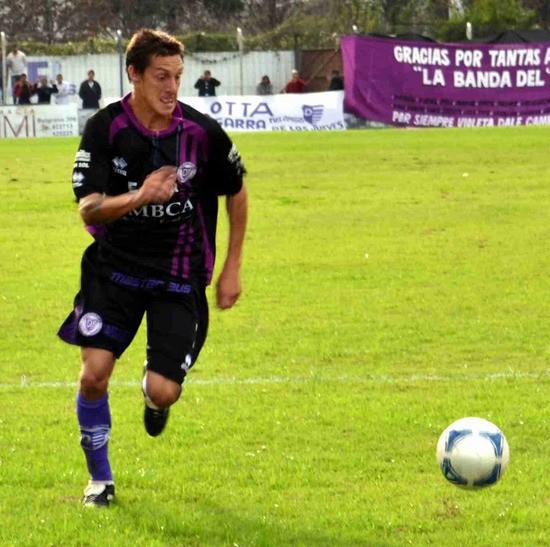 """Gastón Sánchez en """"Fútbol Con Estilo"""""""