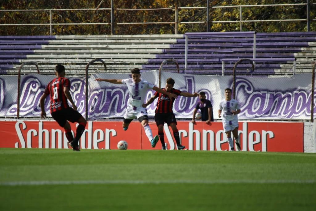Villa Dálmine sigue sumando empates como local