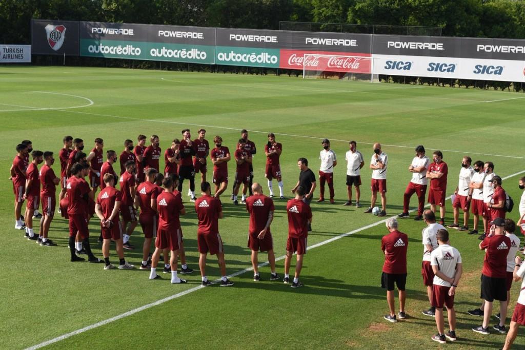 River Plate enfrentará a Independiente Santa Fe en Asunción