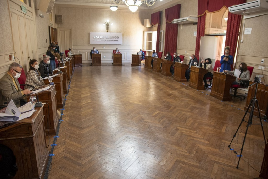 El HCD aprobó la rendición de cuentas del gasto del 2020