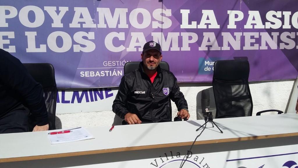 MARCELO FRANCHINI : NO PUDIMOS PLASMAR EN LA CANCHA LO QUE HABIAMOS PLANIFICADO