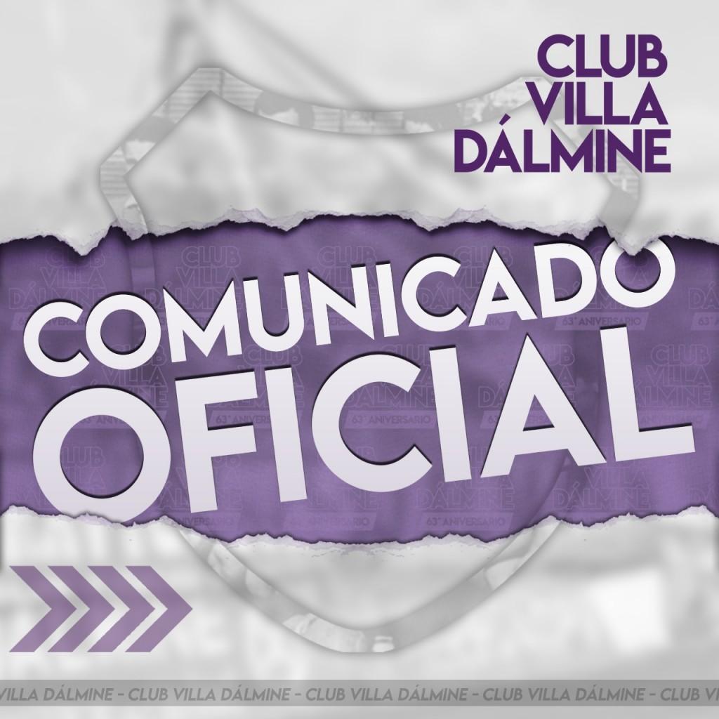 VILLA DALMINE FINALMENTE JUGARA DE LOCAL EL DOMINGO EN CAMPANA