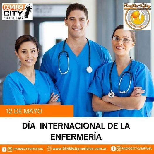 HOY ES EL DIA INTERNACIONAL DE LA ENFERMERIA