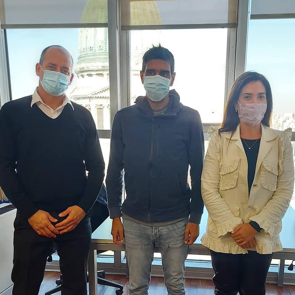 La denuncia por la contratación de Lorenzati  en el Municipio llegó al Congreso de la Nación