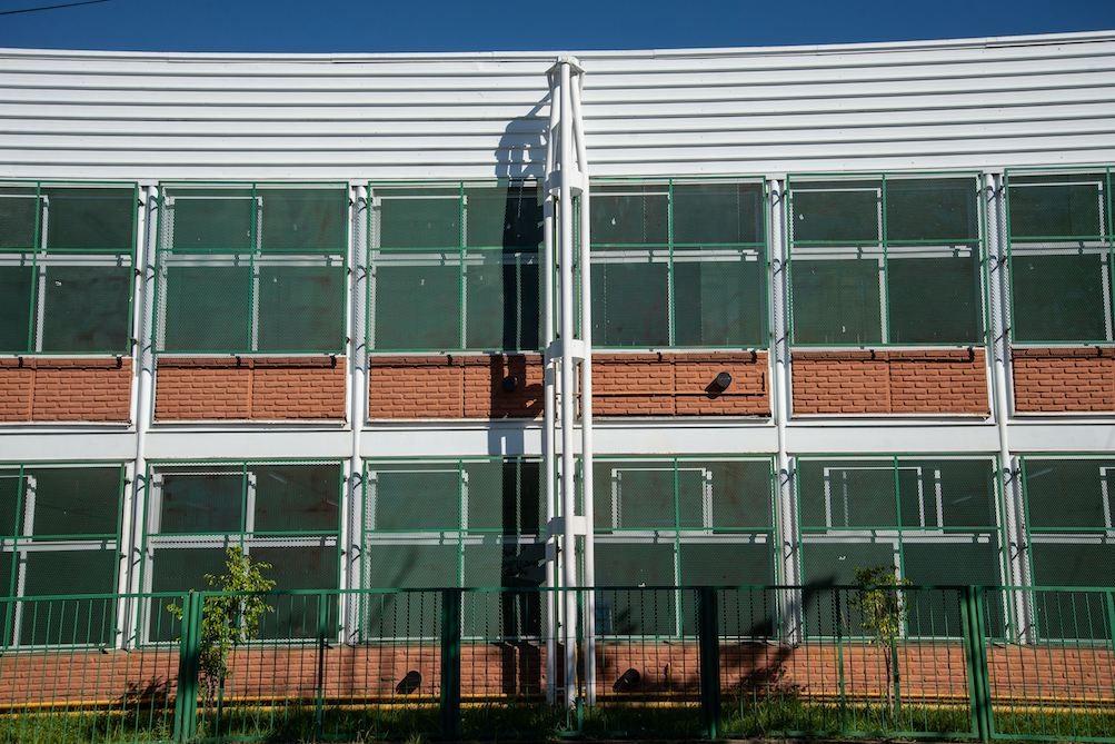 Tenaris ejecuta una obra histórica en la Escuela Secundaria Técnica Nº1 de Campana