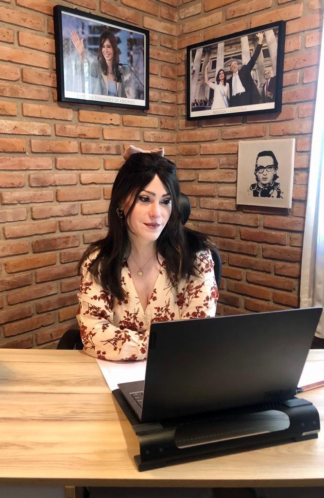 Diputados: Soledad Alonso celebró la media sanción al proyecto de ley para la compra de vacunas