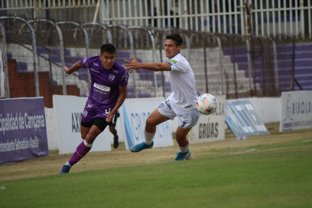 Otra decepcionante actuación de Villa Dálmine, perdió con Almagro 1 a 0
