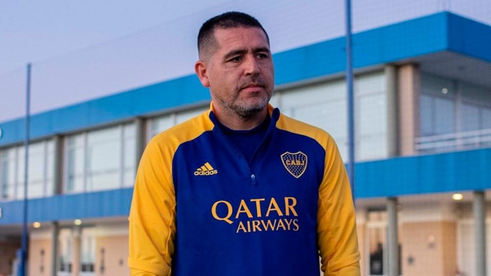 Juan Román Riquelme : No tengo dudas que tenemos el mejor equipo del país