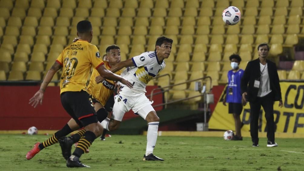 Boca Juniors va en busca del primer puesto de su grupo ante Barcelona de Ecuador
