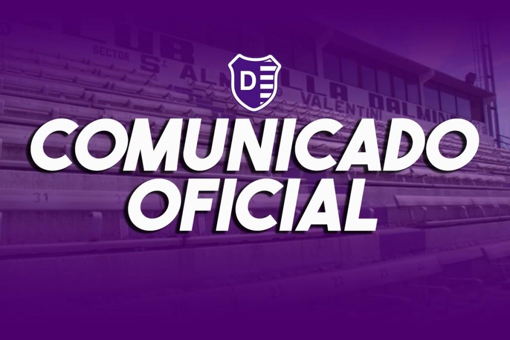 COMUNICADO DEL CLUB VILLA DALMINE