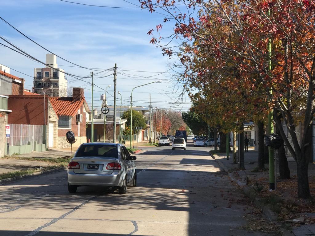 Habilitan el tránsito en la calle Coletta
