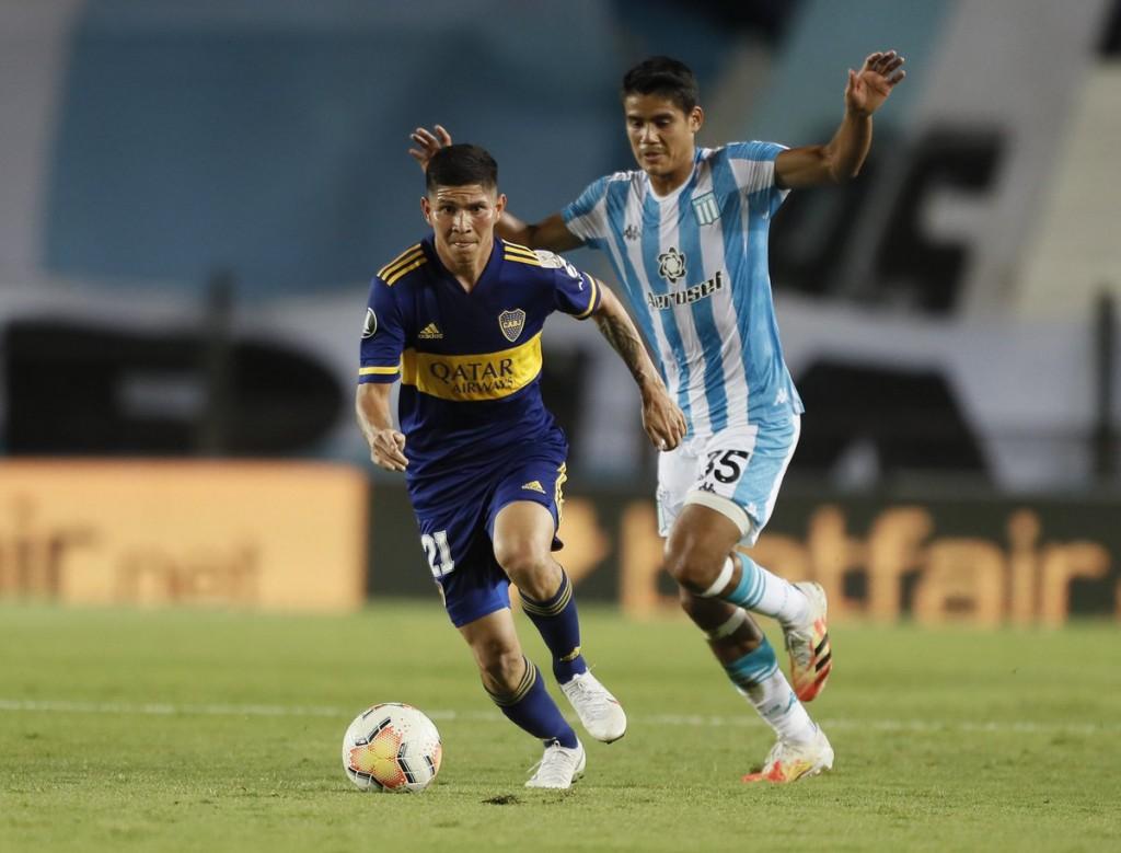 Racing Club eliminó a Boca Juniors por penales y jugará la final