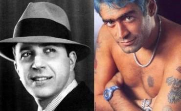 A  79 de  la muerte de Carlos Gardel y 14 años de la muerte de Rodrigo Bueno