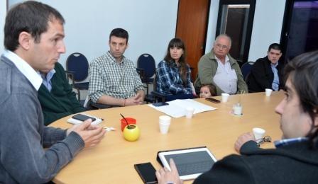 Abella junto a referentes de la UCR, el GEN y la CC coincidieron en la necesidad de lograr un cambio en Campana