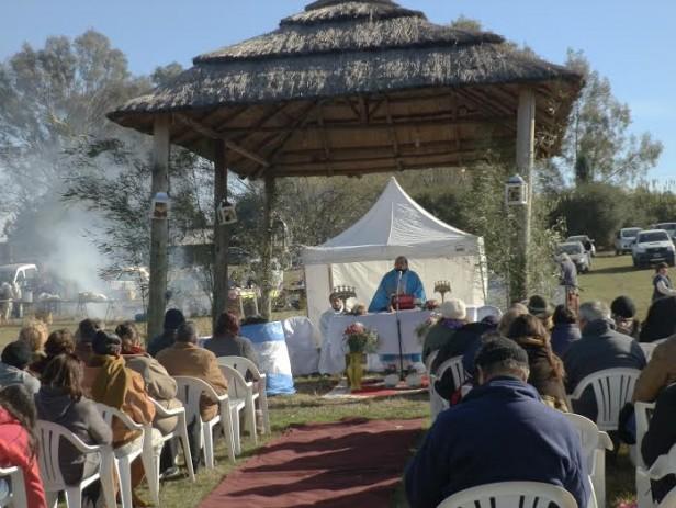 Se realizó una nueva edición de la Fiesta de la Virgen del Canchillo