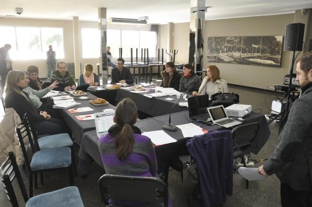 Campana fue sede de la Tercera Jornada del Programa de Internacionalización de Municipios