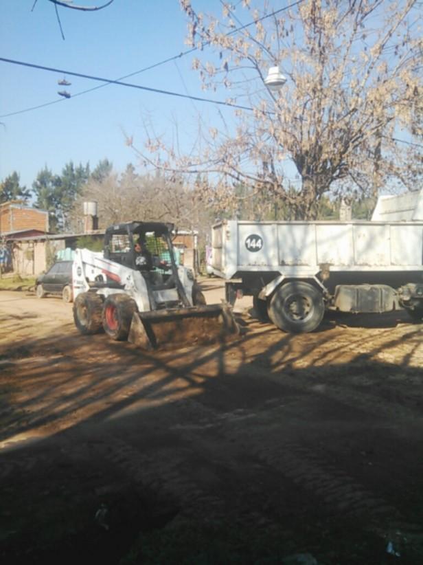 Servicios Públicos intensifica los trabajos de Mantenimiento y Limpieza de la Ciudad