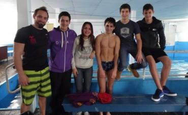 Natación:  Campana Boat Club competirá en el Campeonato Nacional de Cadetes y Juveniles