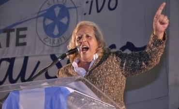 """Stella Maris Giroldi:  """"Tenemos que seguir trabajando para fortalecer  las conquistas que logramos juntos"""""""