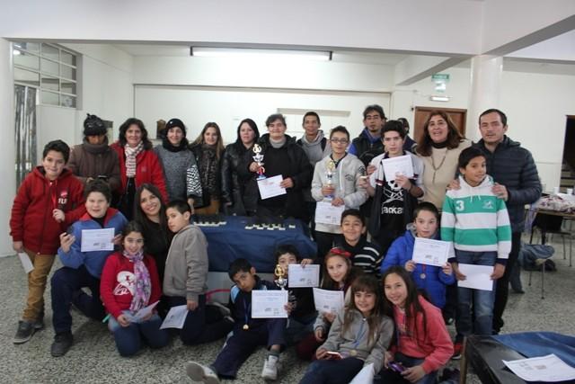 Con gran éxito, se realizó en Campana la 2º etapa de la Liga Infantil de Ajedrez Zona Norte