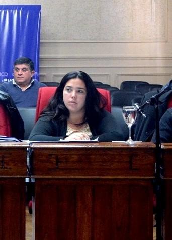 La concejal Soledad Calle se refirió al acuerdo para tratar el aumento de tasas en el H.C.D