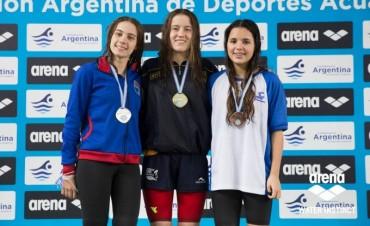 Modarelli y Cuevas participaron en el Campeonato Nacional de Juveniles y Juniors