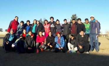 Atletas del Club Ciudad de Campana compitieron en la ciudad de Baradero