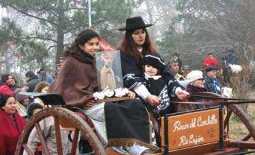 El lunes se celebra el 16º aniversario del hallazgo de la Virgen del Canchillo
