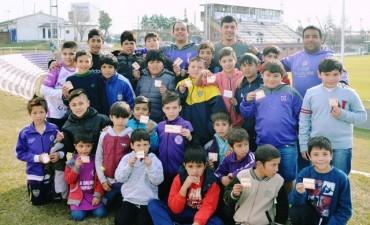 Villa Dálmine y el Municipio cumplieron el sueño de más de 200 chicos
