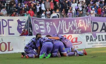 Los jugadores de Villa Dàlmine realizaban el balance del primer semestre
