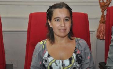 """Concejal Cambiemos: Miriam Cazenave: """"La oposición le faltó el respeto a los vecinos"""""""