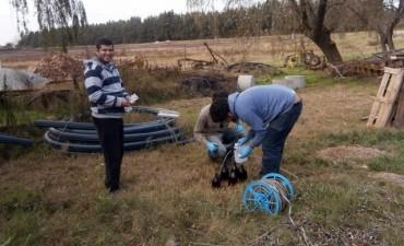 Se realizó una inspección ambiental en la empresa Land Nort S.A.