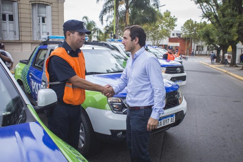 El Municipio impulsa más canales para realizar denuncias policiales