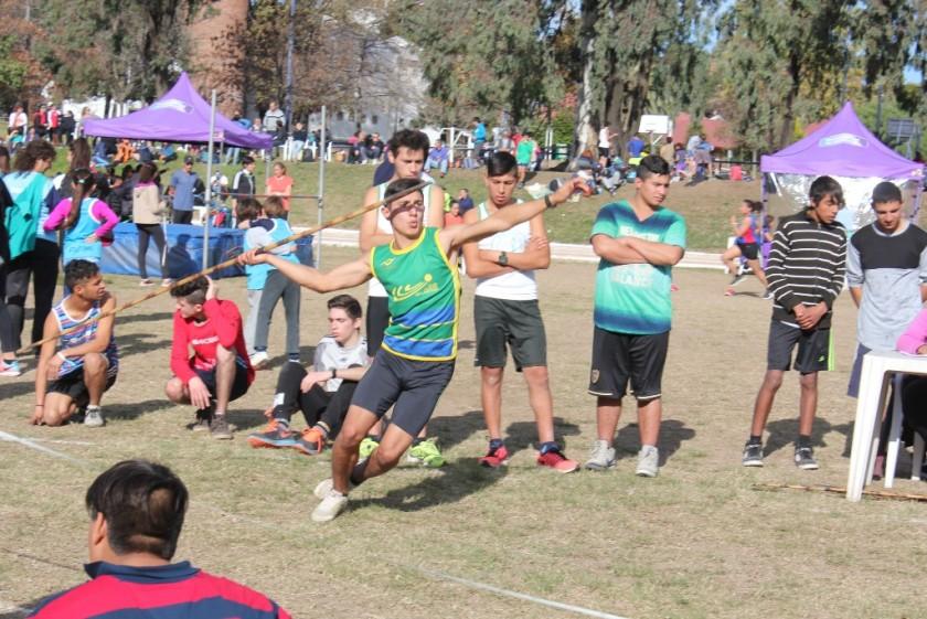 Campana fue sede del Primer Torneo de Escuelas de Iniciación Deportiva