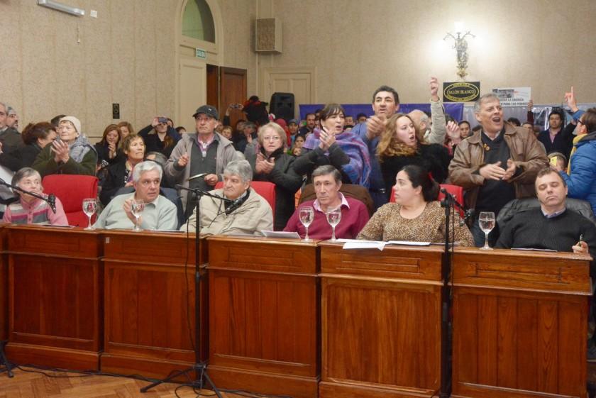 Concejales justicialistas reclamarán por la quita de pensiones por discapacidad