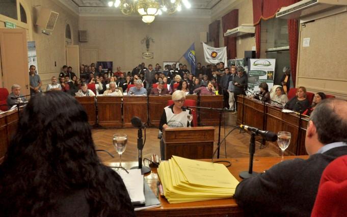 Concejales aprobaron proyecto adhiriendo al Día Mundial de toma de conciencia del maltrato en la vejez