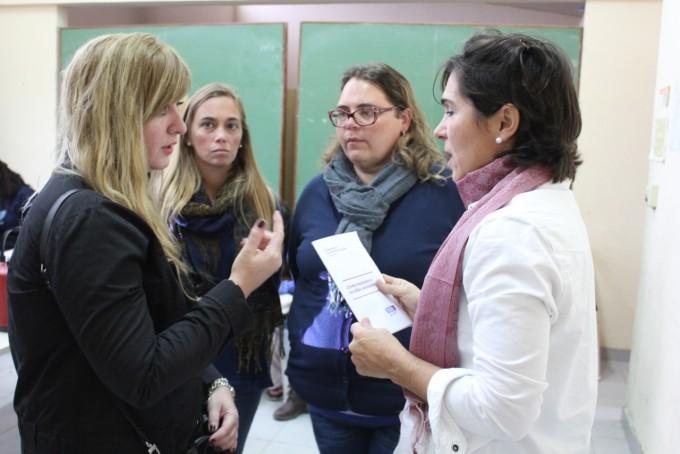 Capacitan por primera vez a trabajadoras comunitarias de salud