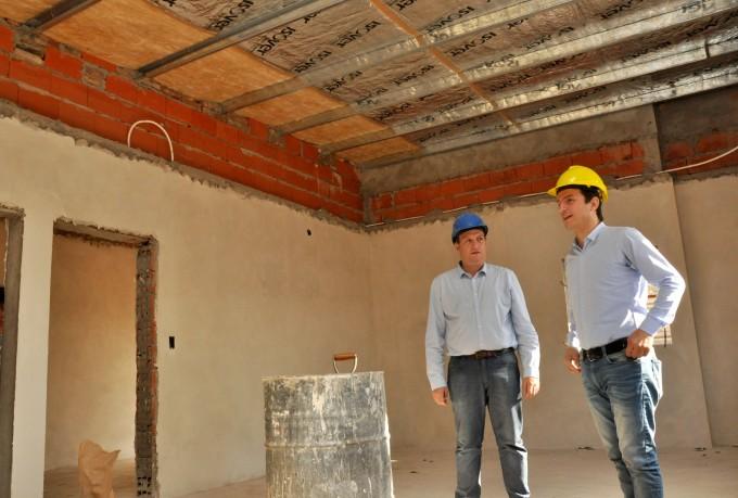 El Municipio avanza con el plan de mejoramiento integral en La Josefa