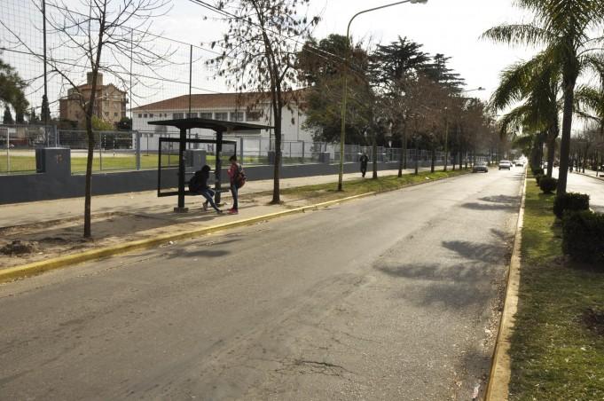 Se reabrió el tránsito en Ameghino y Varela