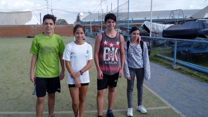 Juegos Bonaerenses 2017: se disputó la etapa local de Natación y Acuatlón