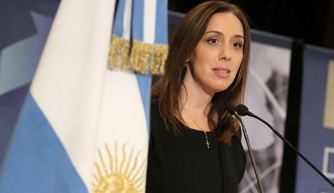 Vidal: No voy a imponer una paritaria por decreto. Voy a seguir convocando al diálogo