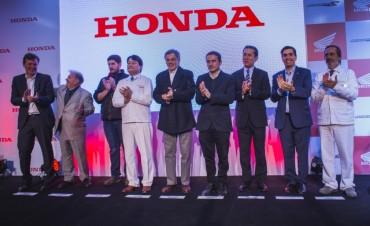 Honda anunció nuevas y grandes inversiones en Campana