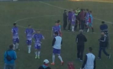 Villa Dálmine perdió con Brown de Adrogué 2 a 1