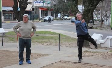 Adultos mayores avanzan en los Juegos Bonaerenses