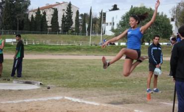 Juegos Bonaerenses 2017: se disputó la etapa local de Atletismo