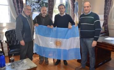 El Intendente recibió a residentes uruguayos