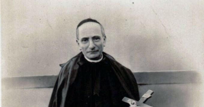 La iglesia recuerda hoy a San Aníbal María Di Francia